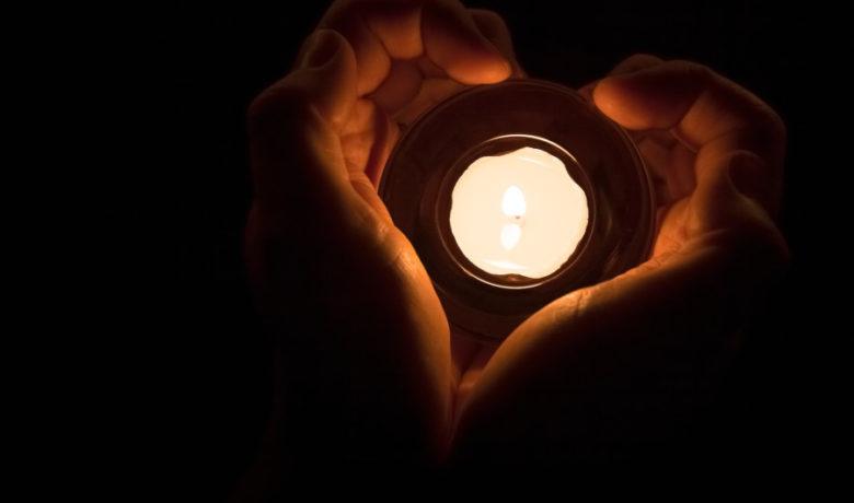 Hospice candlelight remembrance service on Nov. 16