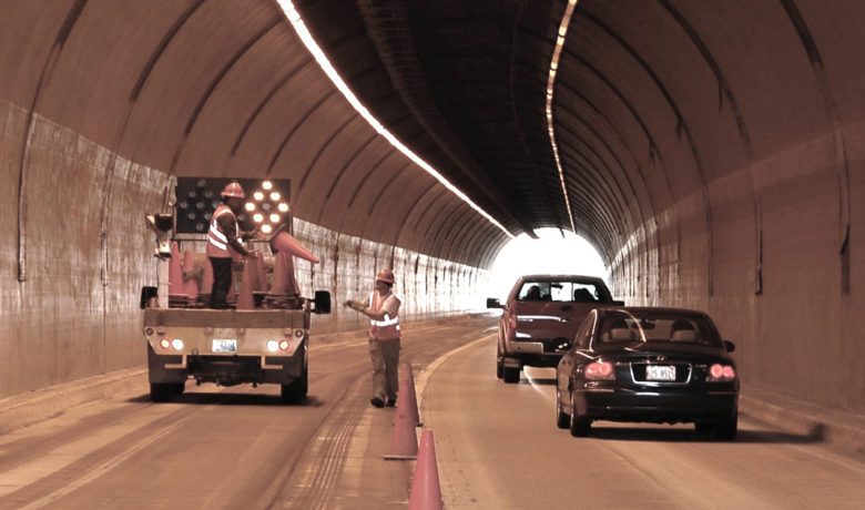 Green River Tunnels Undergoing Cleaning This Week
