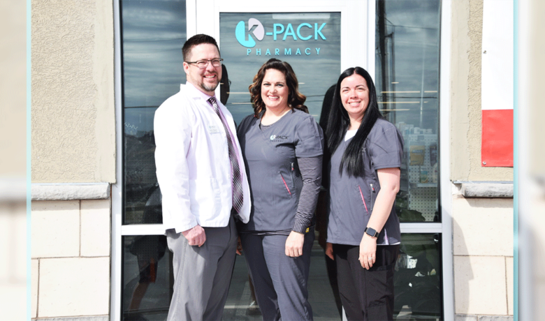 K-Pack Pharmacy is Proudly Serving Sweetwater County