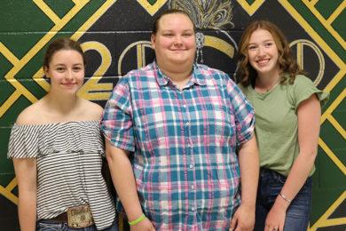Green River High School Seniors Awarded Maicy M. Braden Memorial Scholarship