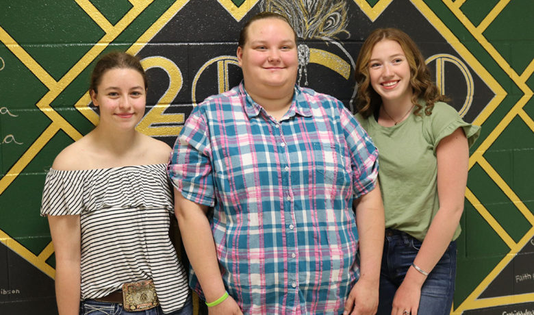 Green River High School Seniors Awarded Maicy M. Braden Memorial Scholarship