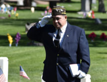 Memorial Day Ceremony Remembers Those Who Gave Their Lives for Their Country