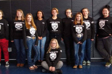 Black Butte High School Girls Who Code Team Qualifies for Nationals