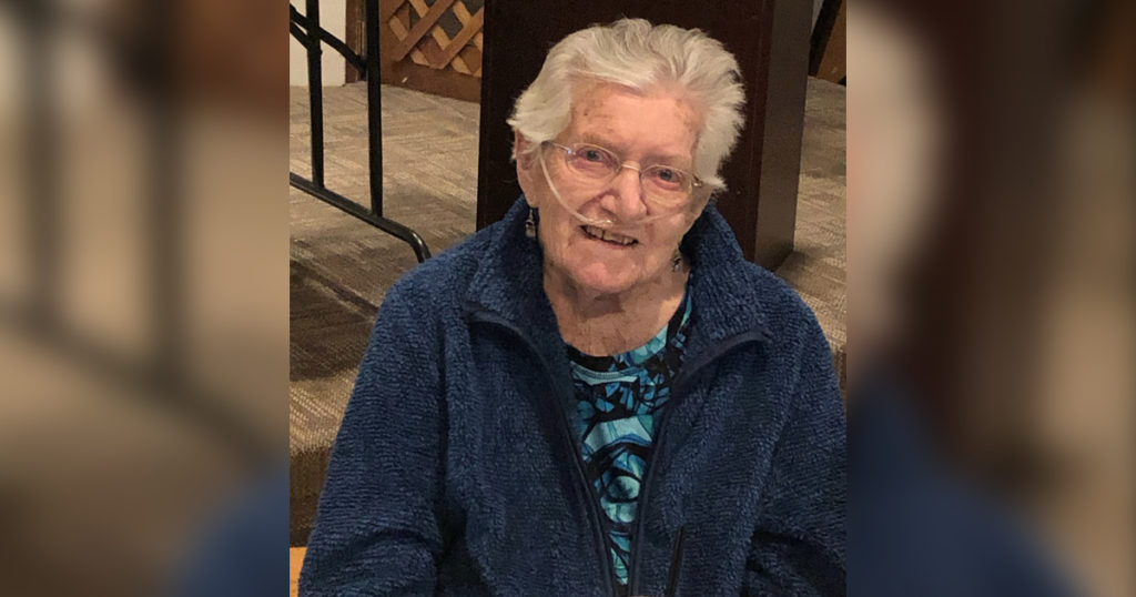 Dorothy Elizabeth (Swede) McAlister (January 2, 1931 – June 20, 2020)