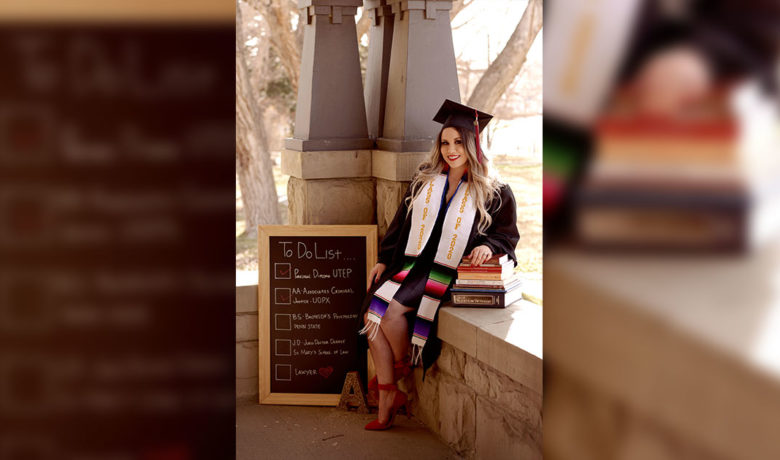 Rock Springs Resident Graduates from University of Phoenix