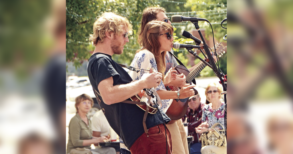 Ready for the Brown Bag Concert Series This Year?