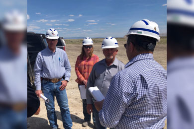 Governor Gordon Enjoys Visit to Sweetwater County