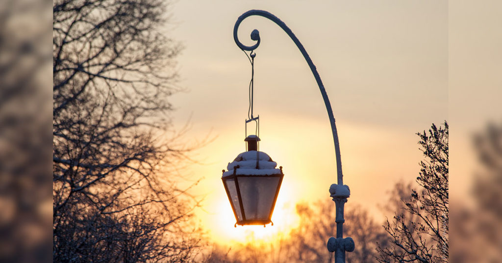 OPINION: Who Keeps Stealing Lanterns From the Cemetery?