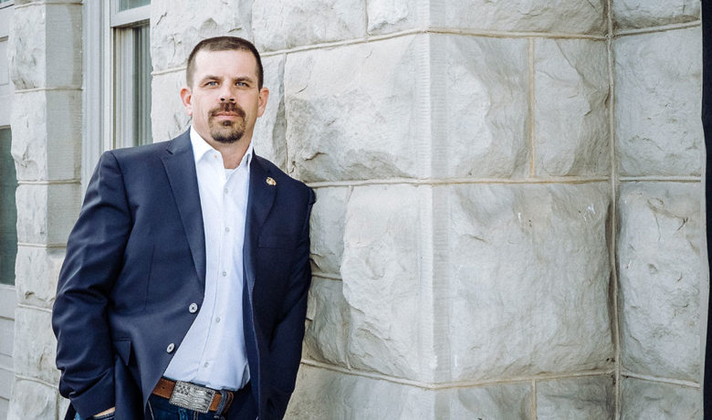 Marshall Burt Announces Candidacy for House District 39