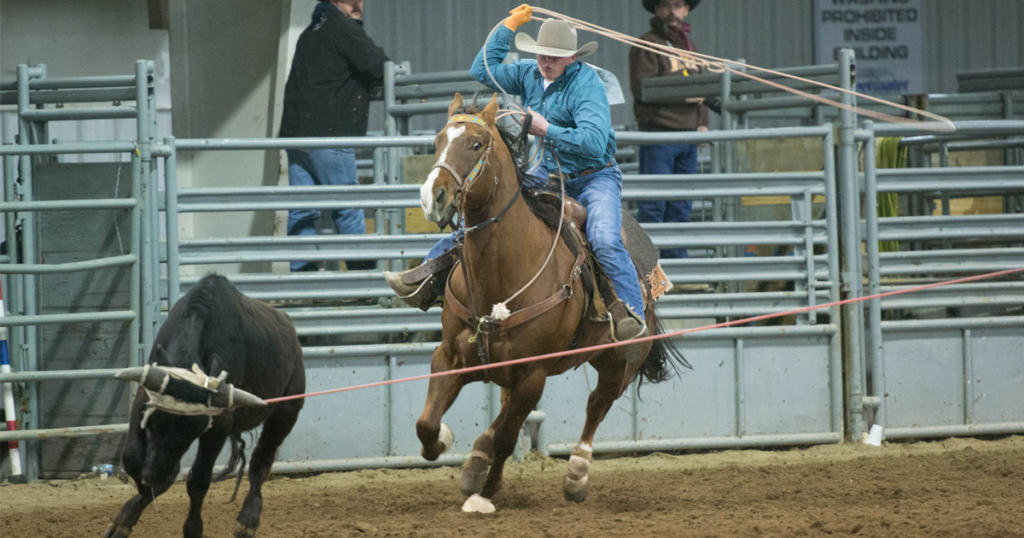 Will the 2020 National High School Finals Rodeo Come to Sweetwater County?
