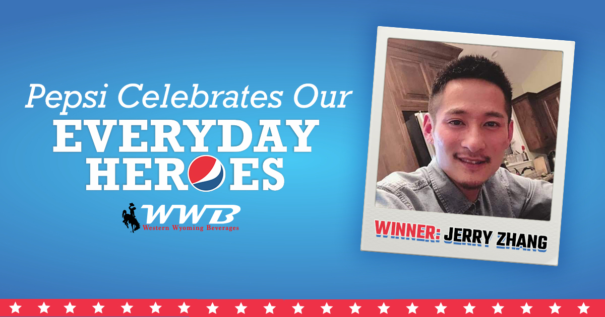 #EverydayHeroes Winner: Jerry Zhang | SweetwaterNOW