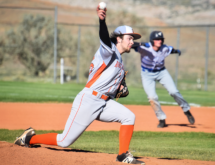 Sand Puppies Split Double Header Against Outlaws
