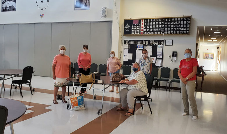 Senior Centers Partially Reopen to Provide Limited Attendance Activities