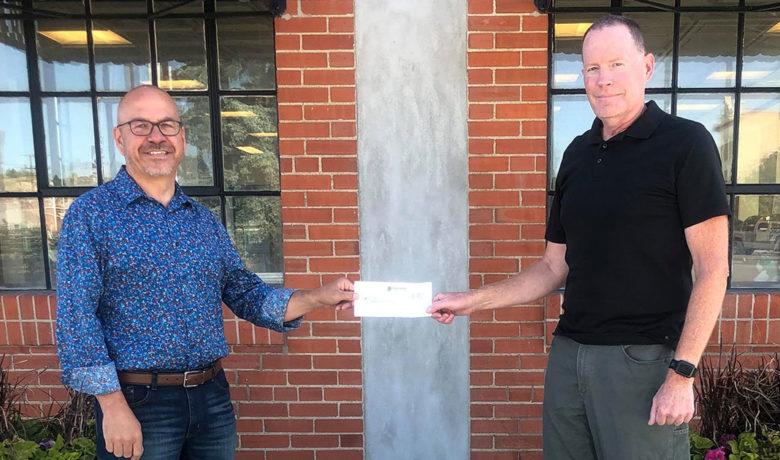 Dominion Energy Donates $5,000 to Rock Springs Main Street/URA