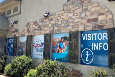 Sweetwater County Gets a NEW Visitor Center