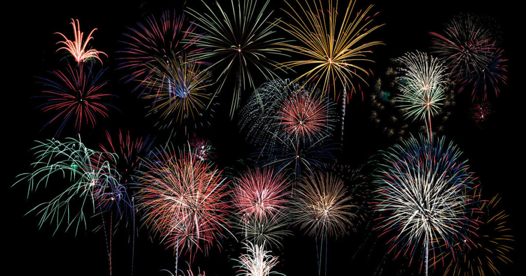 Local Fourth of July Fireworks Shows Set to Go