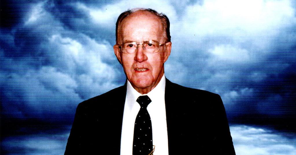 "Gerald ""Lefty"" D. Tremelling (September 20, 1929 – June 2, 2020)"