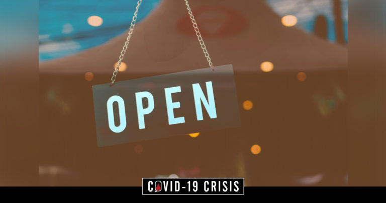 #UPDATE: Local Restaurants, Bars, Breweries: NOW OPEN