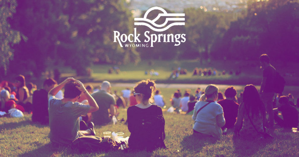Comin' In Hot–Your Rock Springs Parks & Rec Weekly Event Update 7/12/20