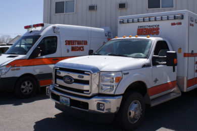 Ambulance Services Receive County Funding for Fiscal Year 2021; Commissioners Adjust Salaries