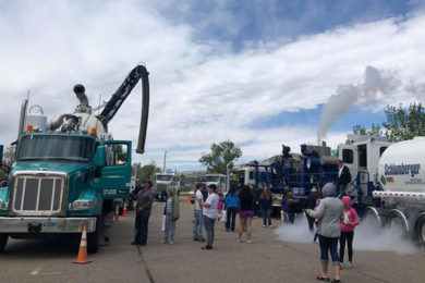 Get Ready for The 10th Annual Touch-a-Truck Event This Weekend!