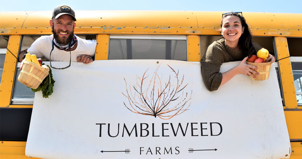 Pinedale Couple Resolves to Solve Food Security in Sublette County