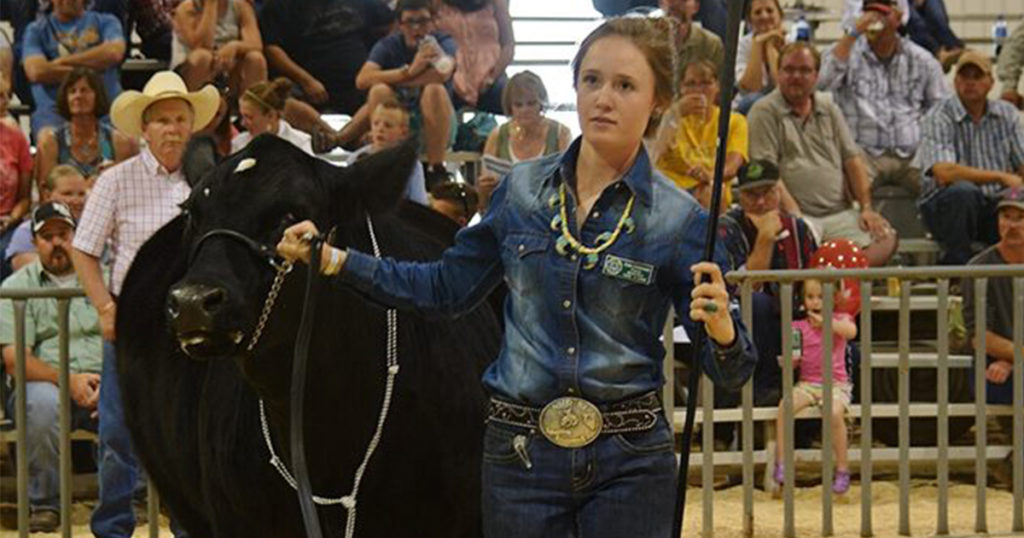 Sweetwater And Daggett County Fair Wraps Up With Annual 4 H Livestock Auction Live And Online Sweetwaternow