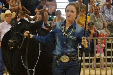 Sweetwater and Daggett County Fair Wraps Up With Annual 4-H Livestock Auction–Live and Online