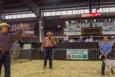 Sweetwater and Daggett County Fair Starts Monday
