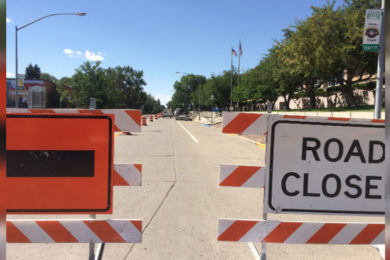 Portion of Flaming Gorge Way Closed Until Tuesday