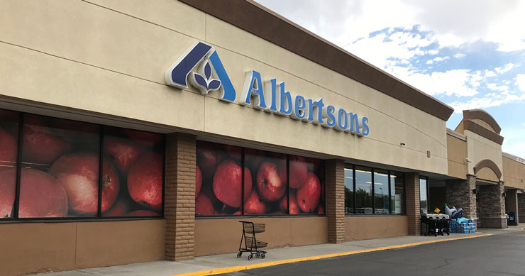Albertsons, Walgreens Both Announce Shoppers Must Wear Face Coverings