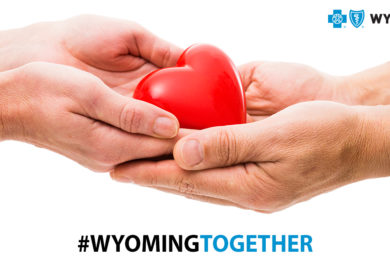 Blue Cross Blue Shield of Wyoming Lends Support to WY Non-Profits