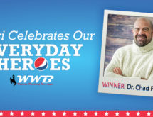 #EverydayHeroes Winner: Dr. Chad Franks