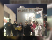 Farson Eden High School Students Raise Money for School