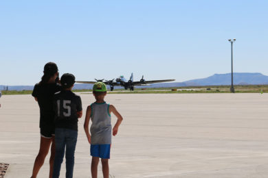 Fully Restored World War II Bombers Visit Sweetwater County This Week