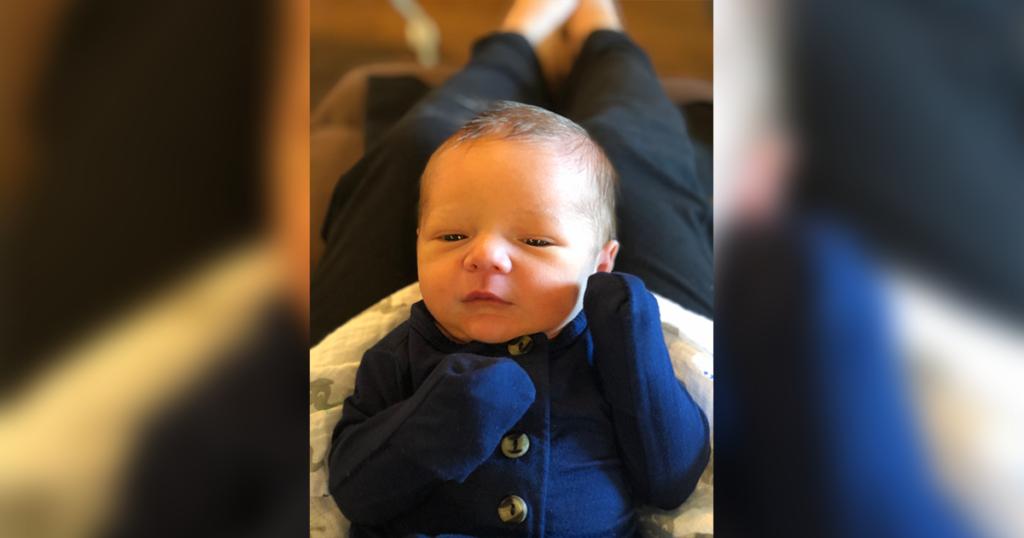 Birth Announcement: Gavin Keith Kennedy