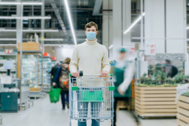 Kroger and Smith's Stores Will Require Shoppers to Wear Face Coverings