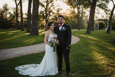 Wedding Announcement: Oscar Moreno and Millie Chavarria