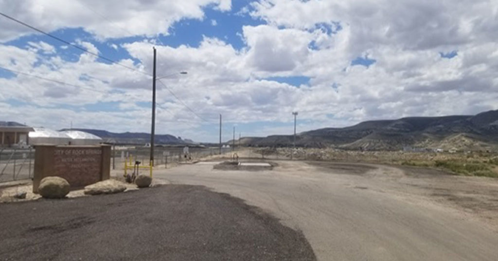 Rock Springs Opens Second RV Dump Station