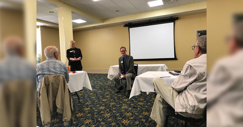 Local Legislators Discuss CARES Act Funding and Wyoming's Future