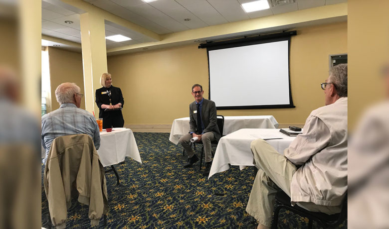 Local Legislators Discuss CARES Act Funding and Wyoming's Future