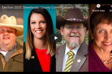 Election 2020: Sweetwater County Commissioners – Primary Election Forum