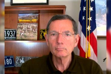 U.S. Senator John Barrasso Addresses Funding, COVID-19 Concerns