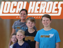 #LOCAL HEROES: The Stott Family