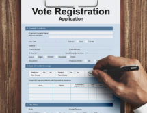 Sweetwater County Clerk's Office Offers Late Night Voter Registration