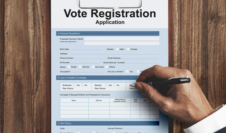 Evening Voter Registration Open to Sweetwater County Residents