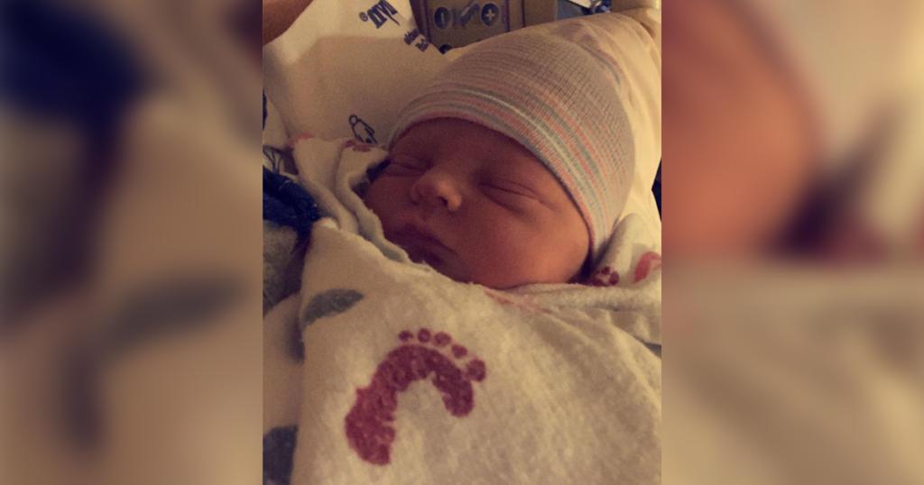 Birth Announcement: Jaxtyn Ryker Chorazewitz
