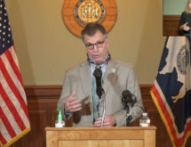 "Governor Gordon: Wyoming Residents ""Will Mask Up"" if They Want to See Progress"