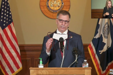 Governor Gordon to Give COVID-19 Update Wednesday