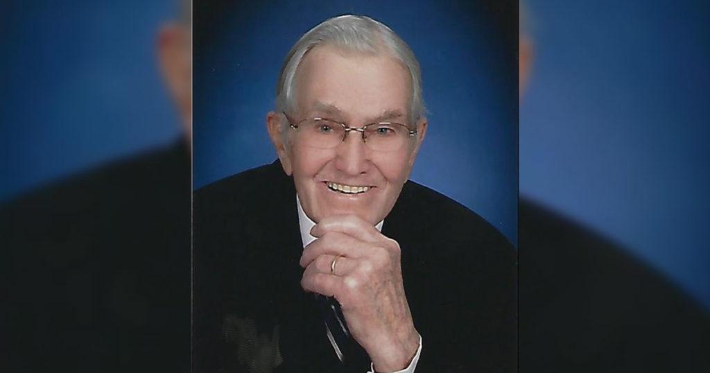 Roy B. Reed (October 21, 1922 – July 2, 2020)